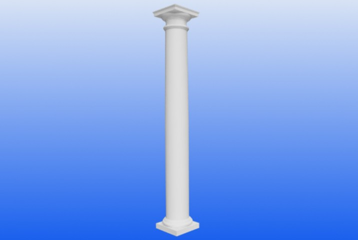 Säule 1719 Zeus